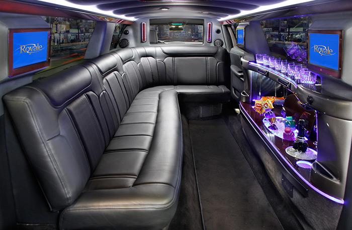 limousine-interieure